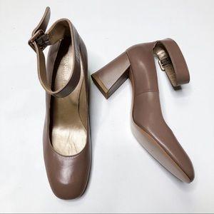 Stuart Weitzman Clara Mary Jane Pumps Heels 7.5